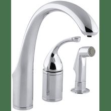triple hole kitchen faucets at faucet com
