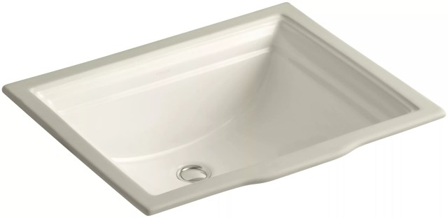 Kohler K 2339 Bathroom Sink Build