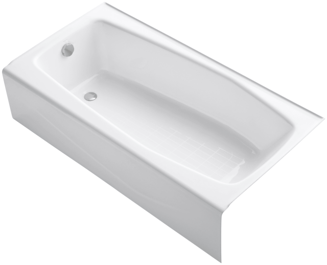 Kohler K 715 Soaking Bathtub Build