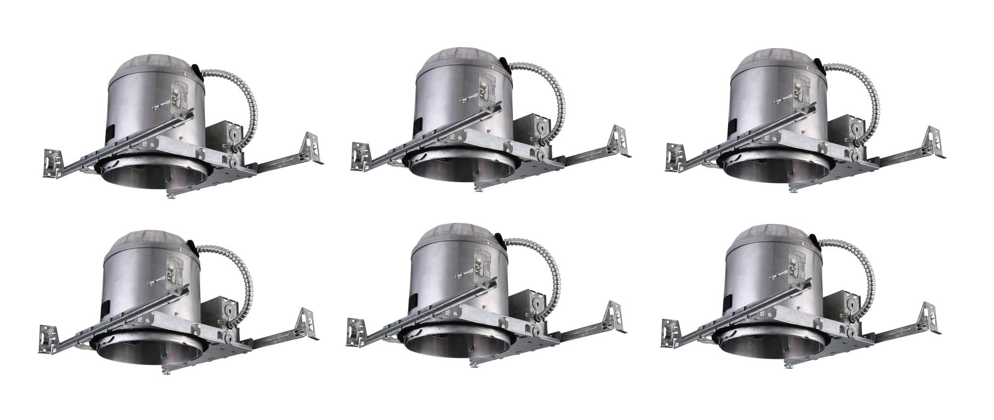 Elegant Lighting Re7ica Elitco 6 Trim Aluminum Recessed