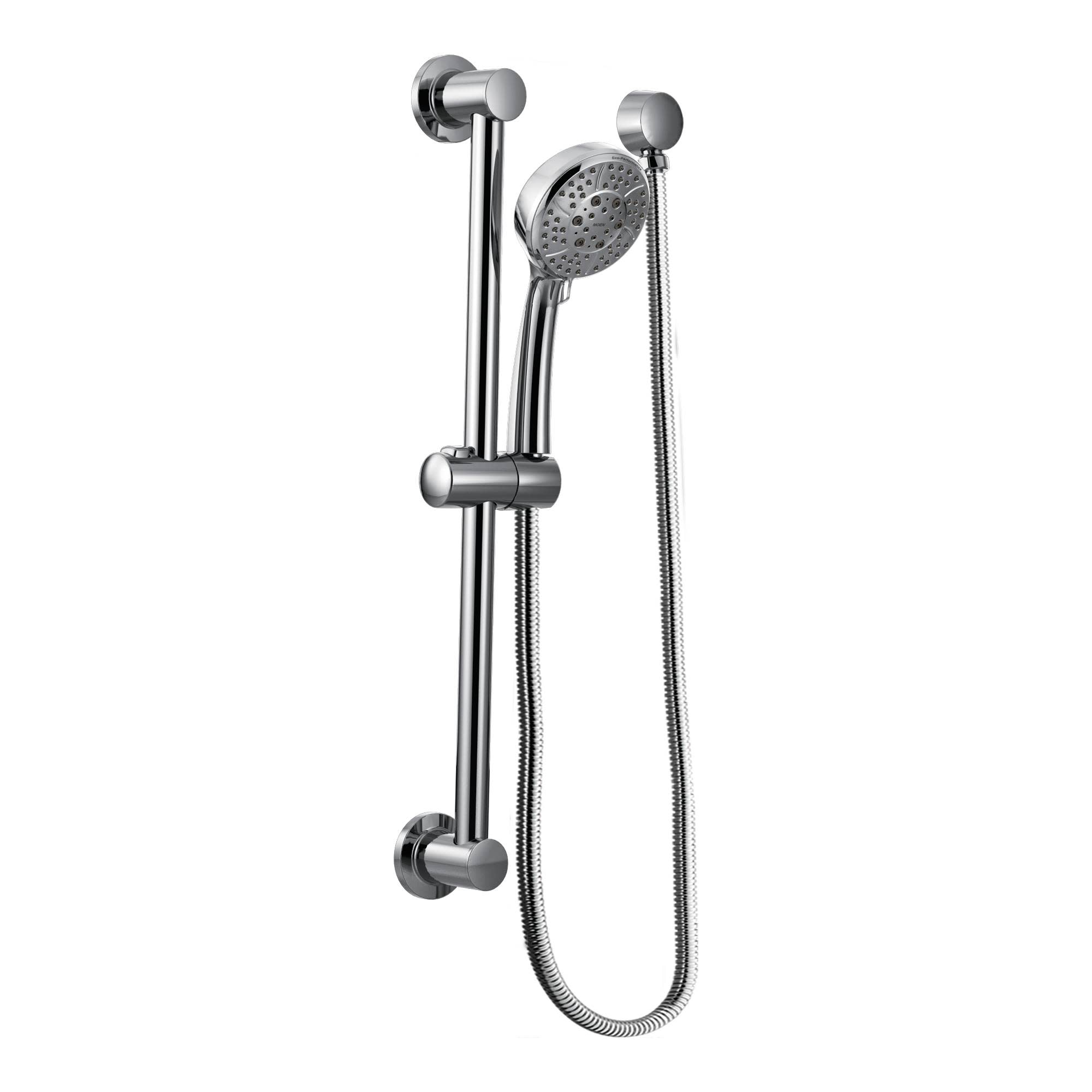 Details About Moen 3669ep Multi Function Hand Shower Package Chrome
