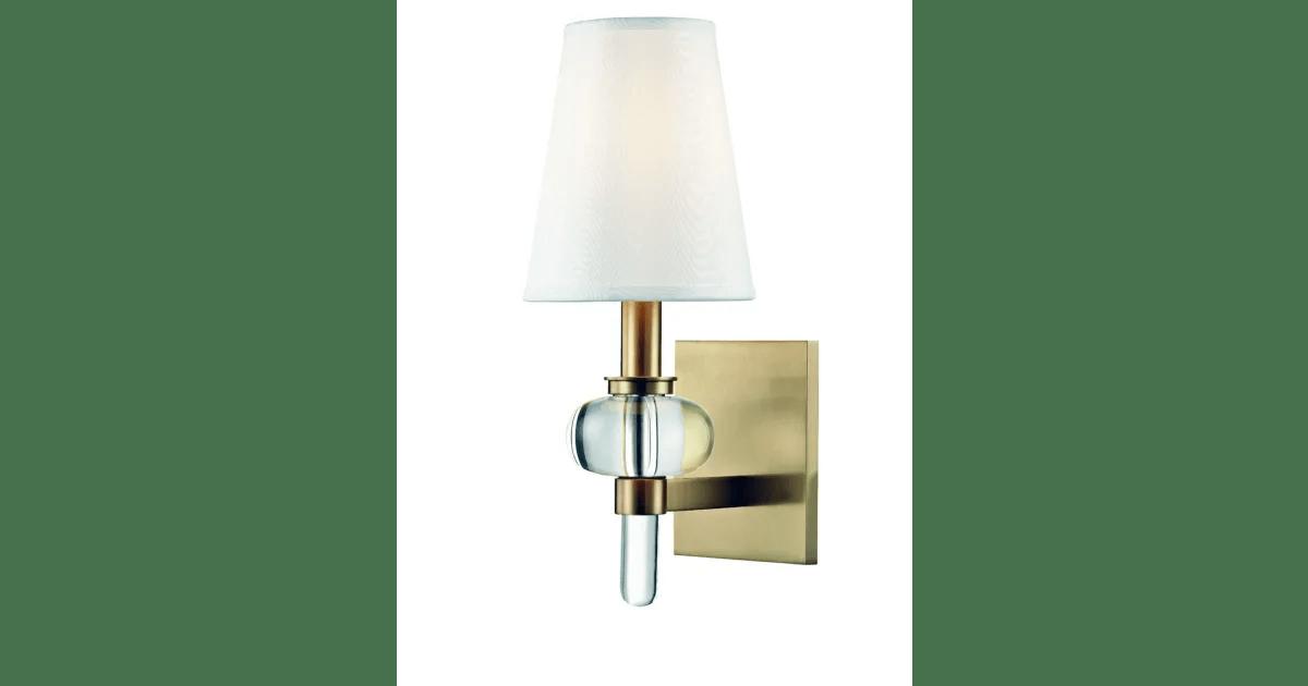 hudson valley lighting 1900 agb luna single build com