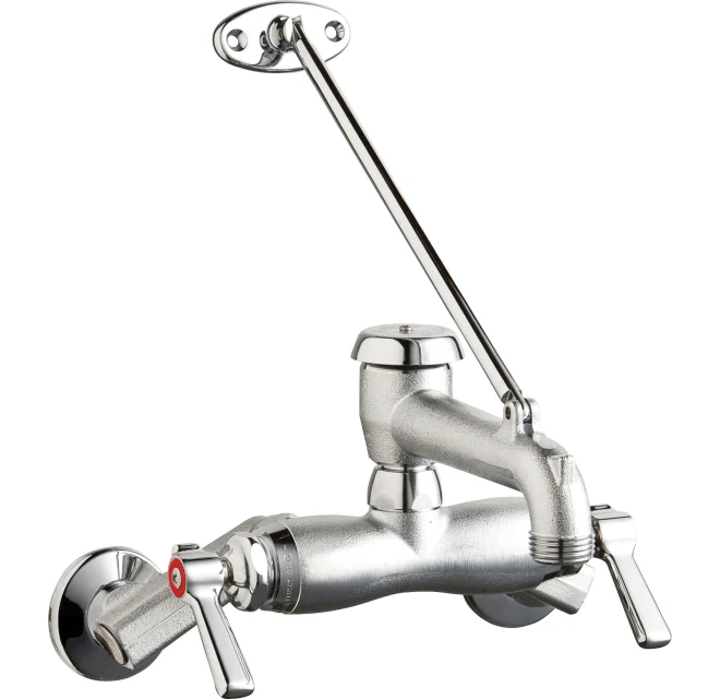 chicago faucets 445 vbrrcf