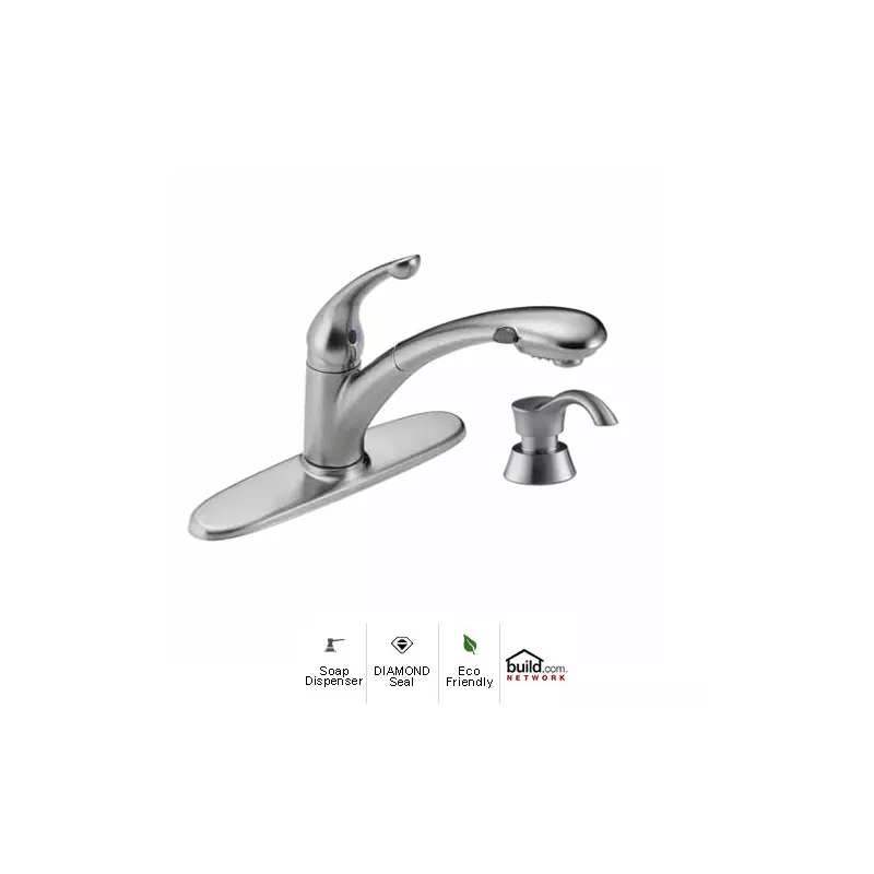 Pull Out Kitchen Faucet 470