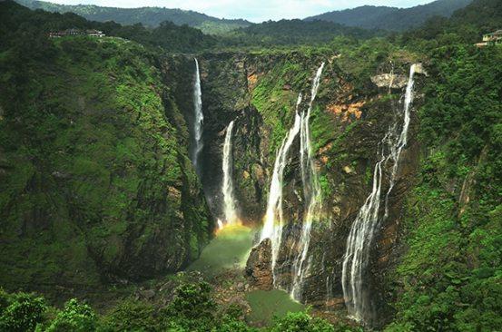 Jog Falls Tourism | Jog Falls Tourist Places | Jog Falls Travel Guide | Jog  Falls Weather | Jog Falls Photos | Travel.India.com