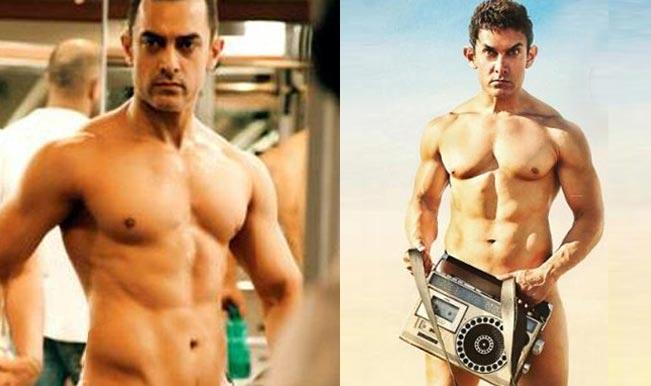Image result for aamir khan shirtless