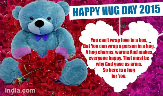 Happy Hug Day 2015 Best 10 Valentine Week Romantic Hug