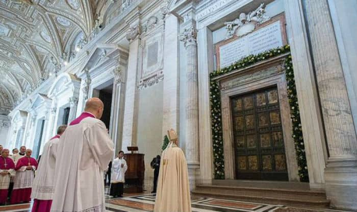 Image result for holy doors in rome