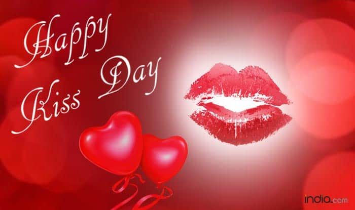 Happy Kiss Day 2016 Top 7 Types Of Kisses You Should Try