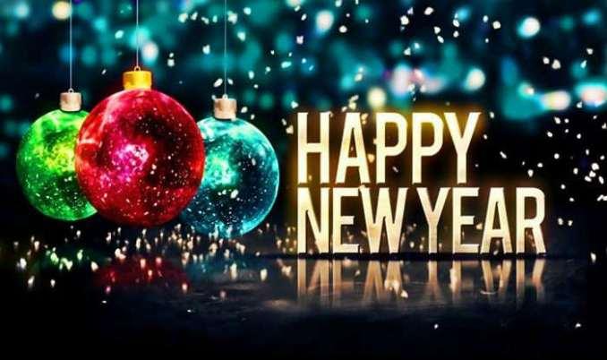 Año Nuevo 2018 Deseos