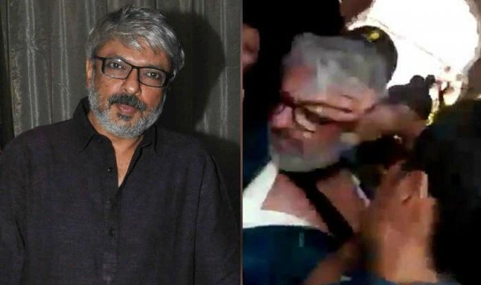 Image result for sanjay leela bhansali beaten