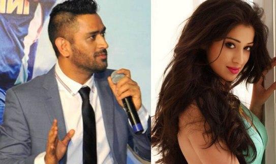 Mahendra Singh Dhoni's ex girlfriend Laxmi Rai is dating Veer Aryan   महेंद्र सिंह धोनी की विवादित एक्स गर्लफ्रेंड लक्ष्मी राय को ये एक्टर कर रहा है डेट