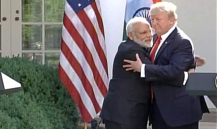 Image result for Trump and Modi in Manila