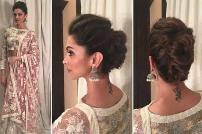 karwa chauth 2017 hairstyle tips: 5 different types of bun