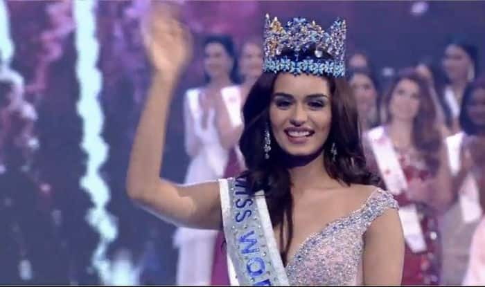 Image result for Manushi Chillar miss world