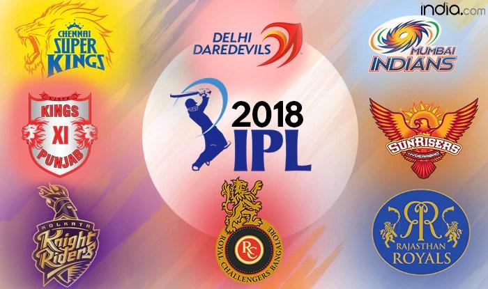 IPL -2018