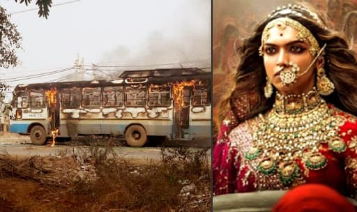 "Image result for Forces Deployed To Check Violence Over ""Padmaavat"" Release: Delhi Police"