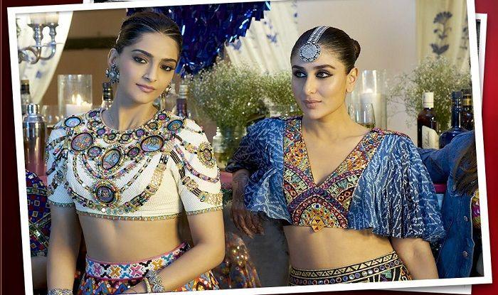 Image result for sonam kapoor in veere di wedding