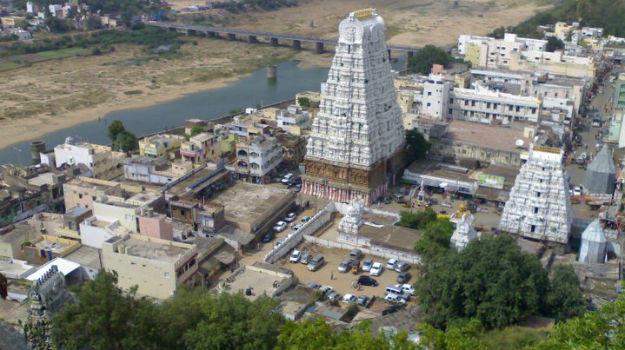 The history and importance of sreekalahasthi