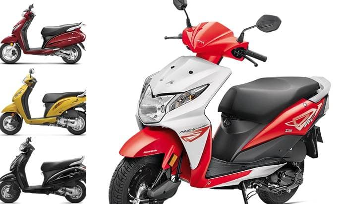New Honda Scooter To Launch In India