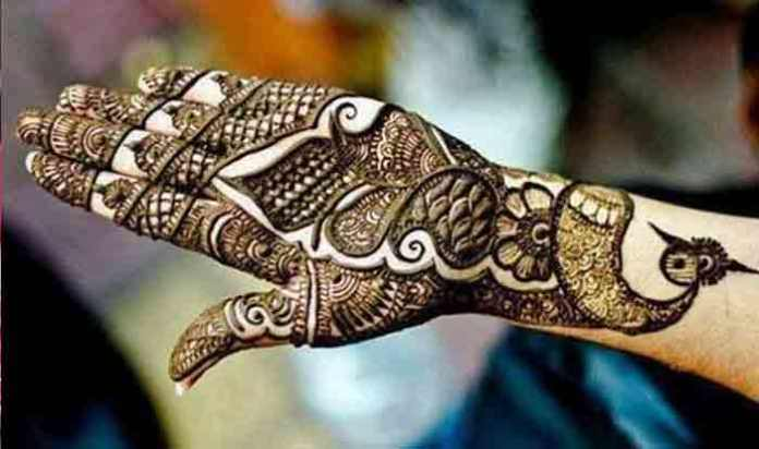 Image result for krwa cahuth mehandi design
