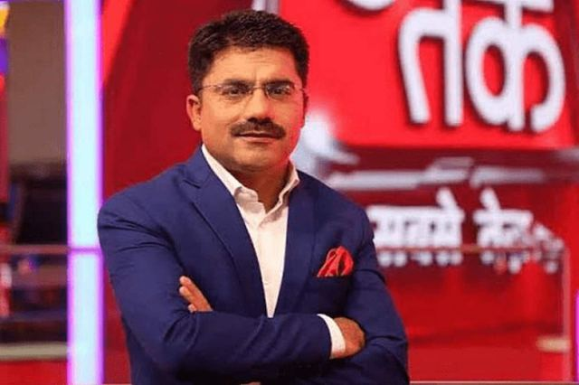 TV Anchor Rohit Sardana, Who Sought Help For Covid-19 Patients Till Last  Night, Dies
