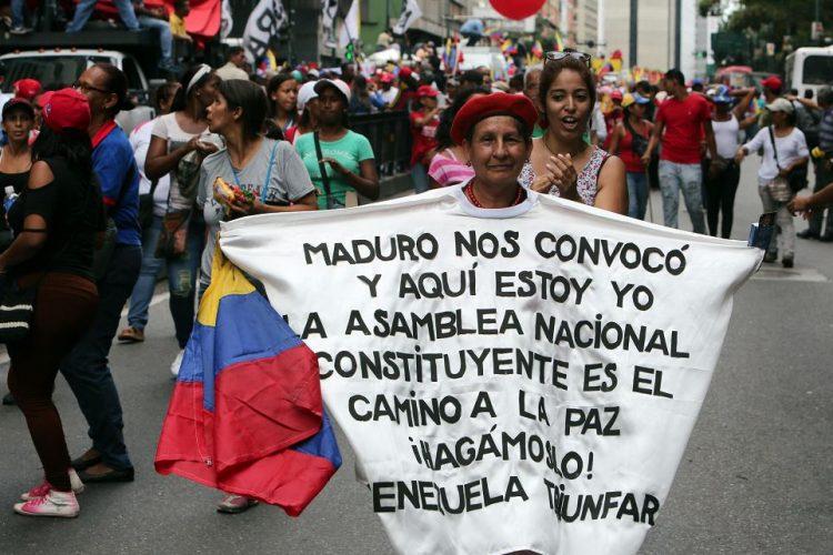 Resultado de imagen para Proponen en Venezuela realizar elecciones para la Asamblea Nacional Constituyente el 30 de julio