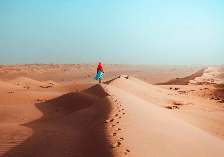 Wahiba Sands, Deserto de Omã