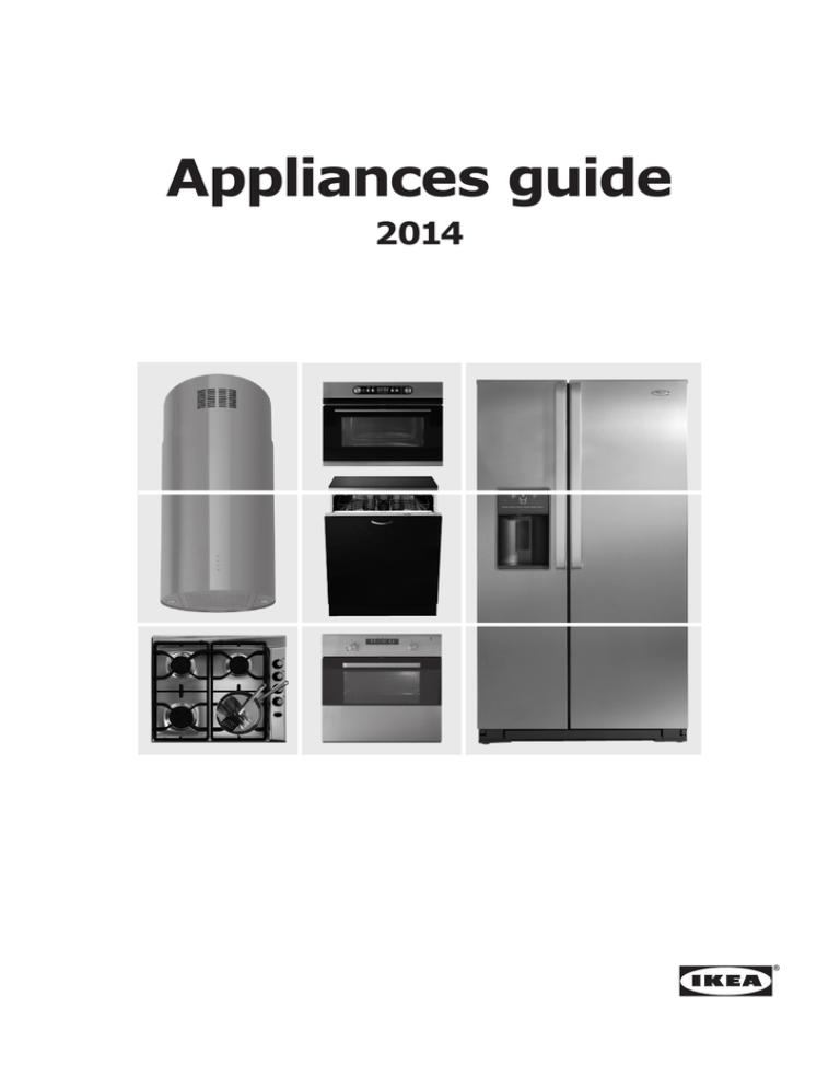 appliances guide manualzz
