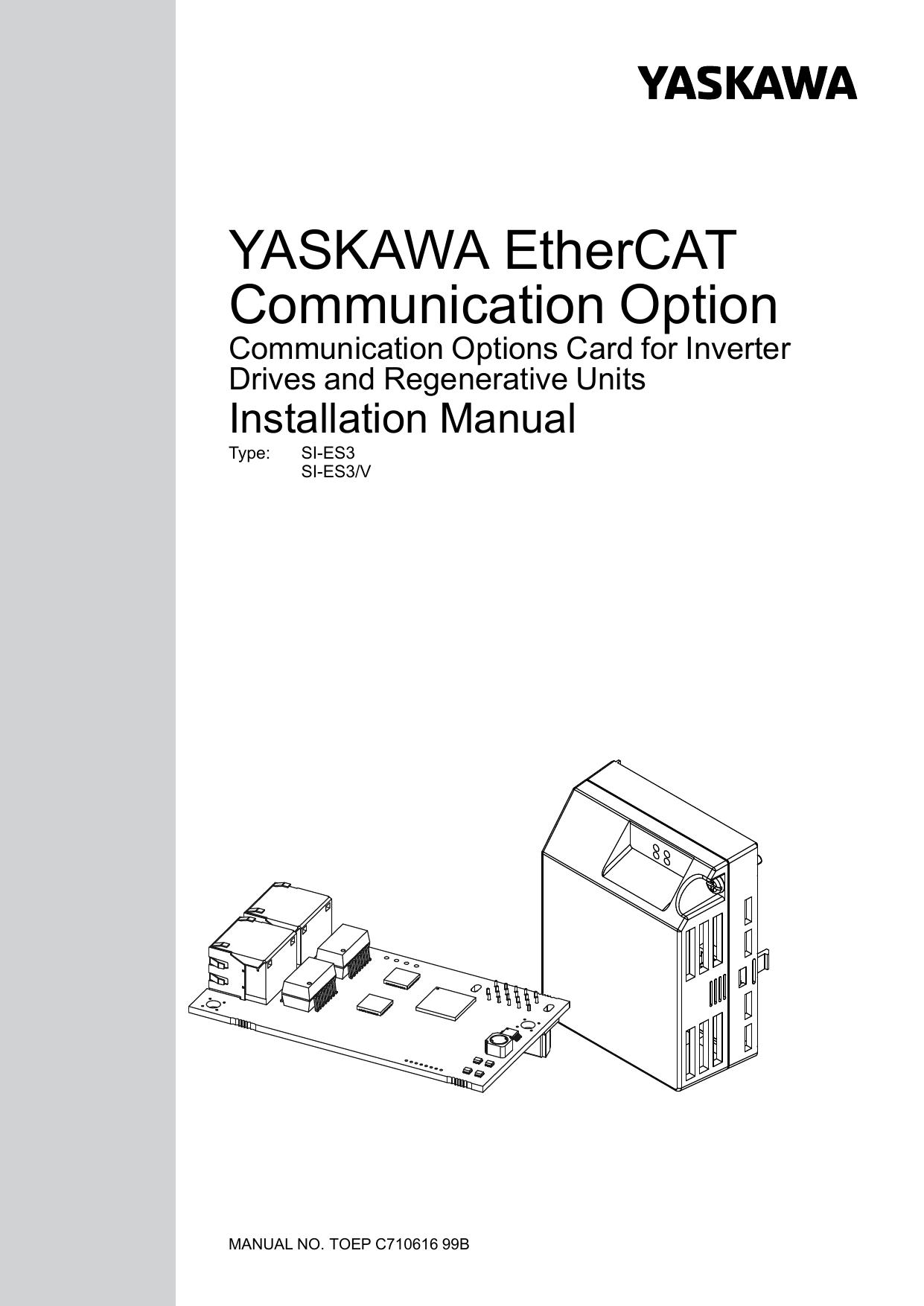 Yaskawa Inverter Wiring Diagram
