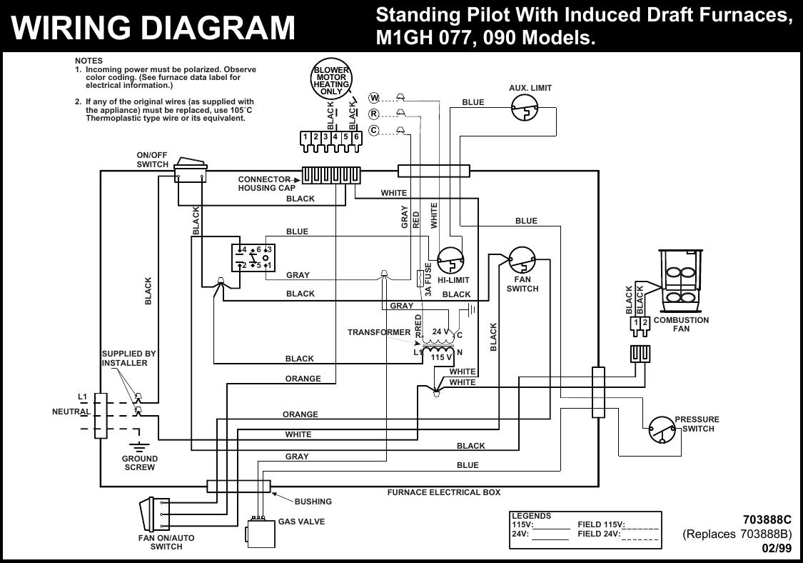 M1 Wiring Diagram