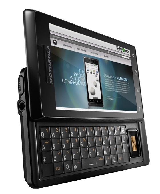 Motorola Milestone horizontal from left.JPG