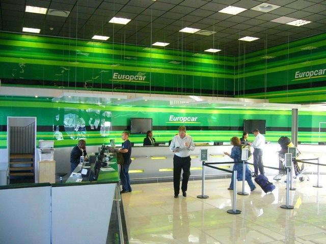 Europcar Cape Town