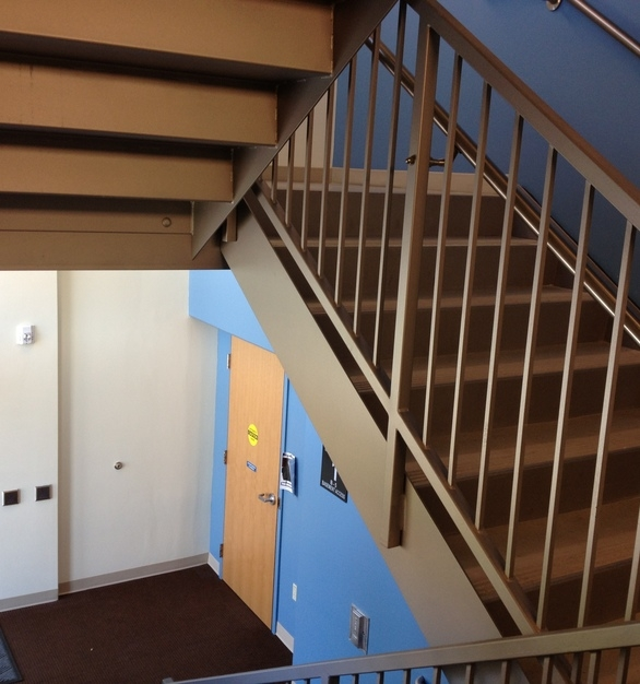 Pacific Stair Corporation | Pacific Stairs And Railings | Architecture | Wire Mesh | Cad | Casey Brown | Modern Staircase