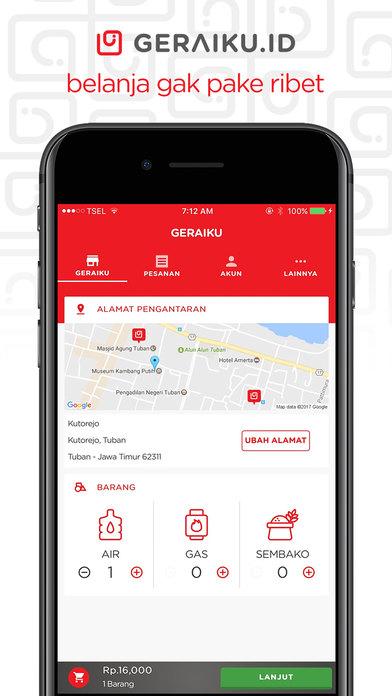 GERAIKU Screenshot