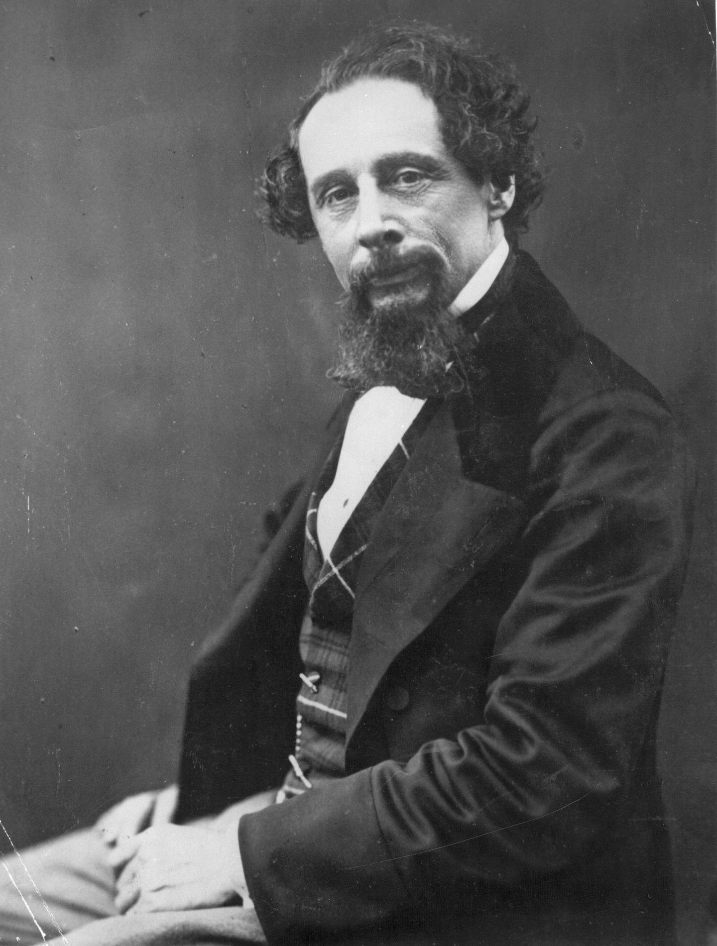 Dickens Sobre Pessoas E Coisas Em Geral E Ao Pormenor