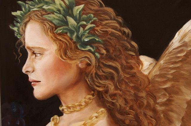 Joan (detail)