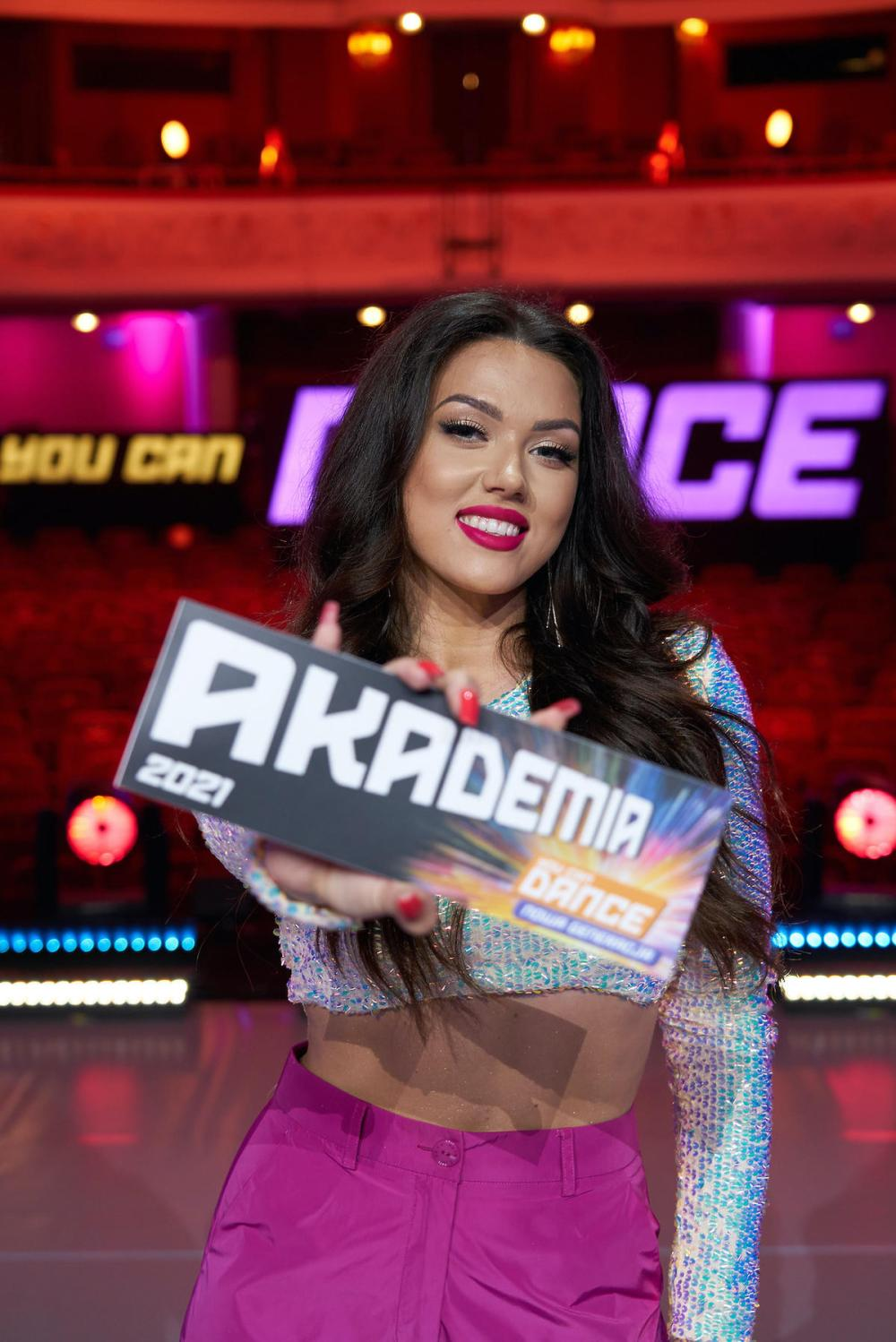 Klaudia Antos in You Can Dance - new generation