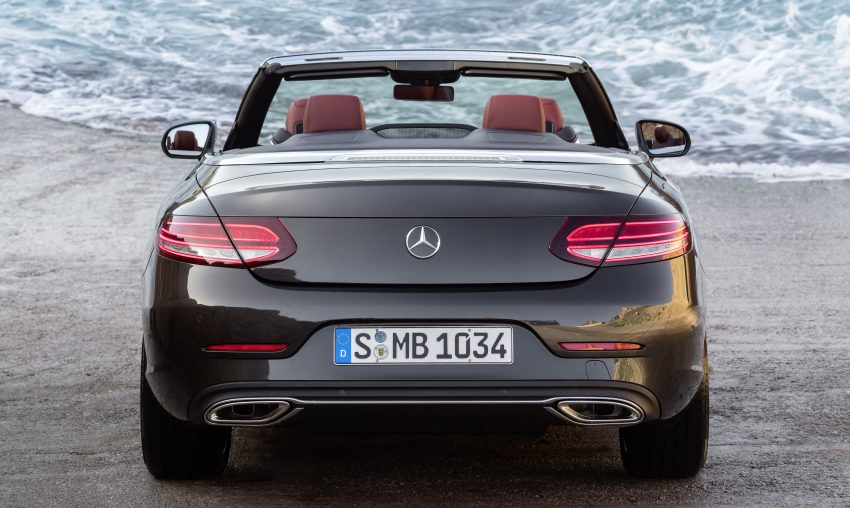 Mercedes Benz C Class Coupe Cabriolet Mercedes