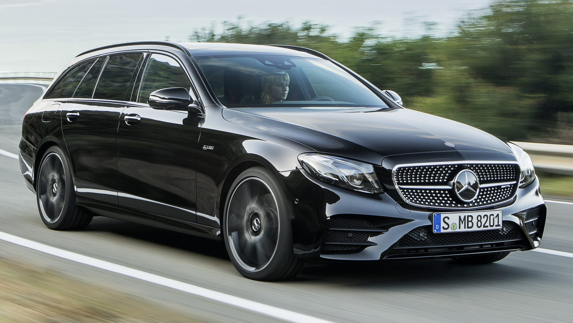 S213 Mercedes Benz E Class Estate Officially Unveiled Paul
