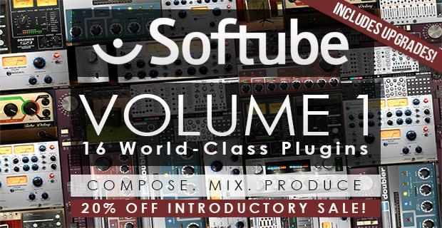 620x320 softube volume1 intro20 incupgrades pluginboutique