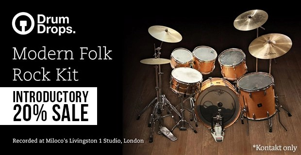 Modern folk rock kit kontakt pluginboutique
