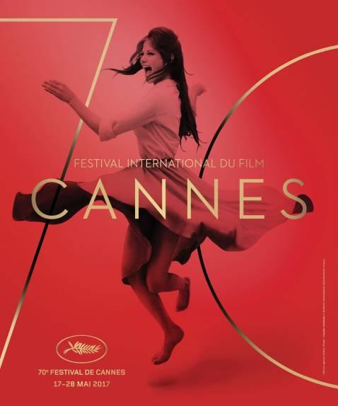 Αποτέλεσμα εικόνας για cannes festival 2017 poster