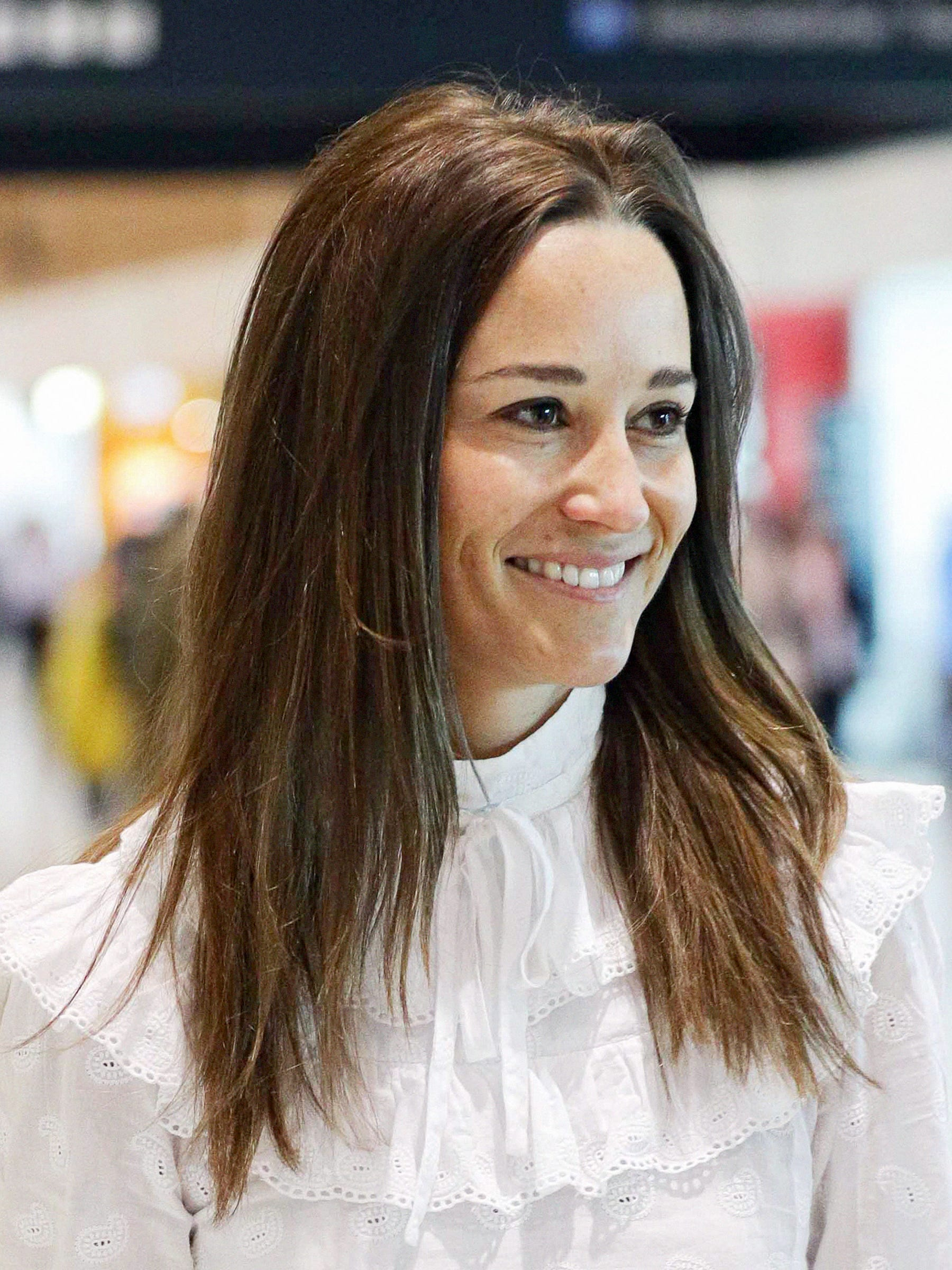 Pippa Middleton Short Hairstyle Kate Middleton Bob