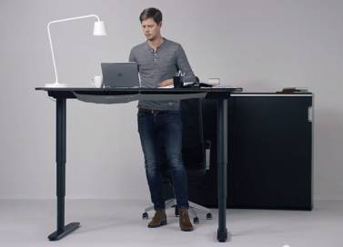 http://www.refinery29.com/2014/10/76633/ikea-sit-and-standing-desks