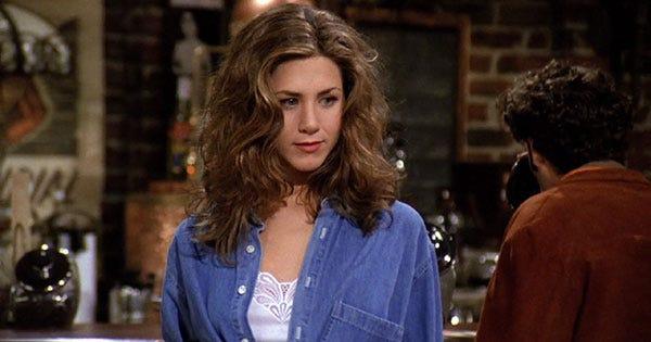 Rachel Green Friends Central Perk Uniform