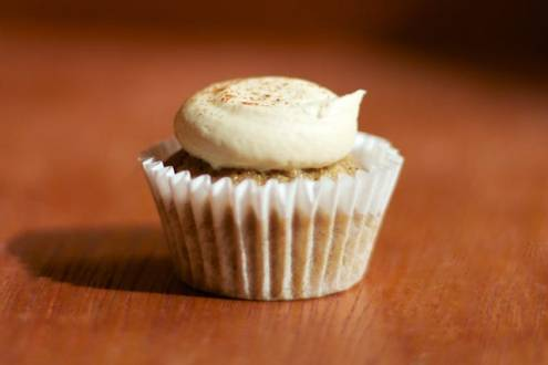 Irish-Coffee Cupcake