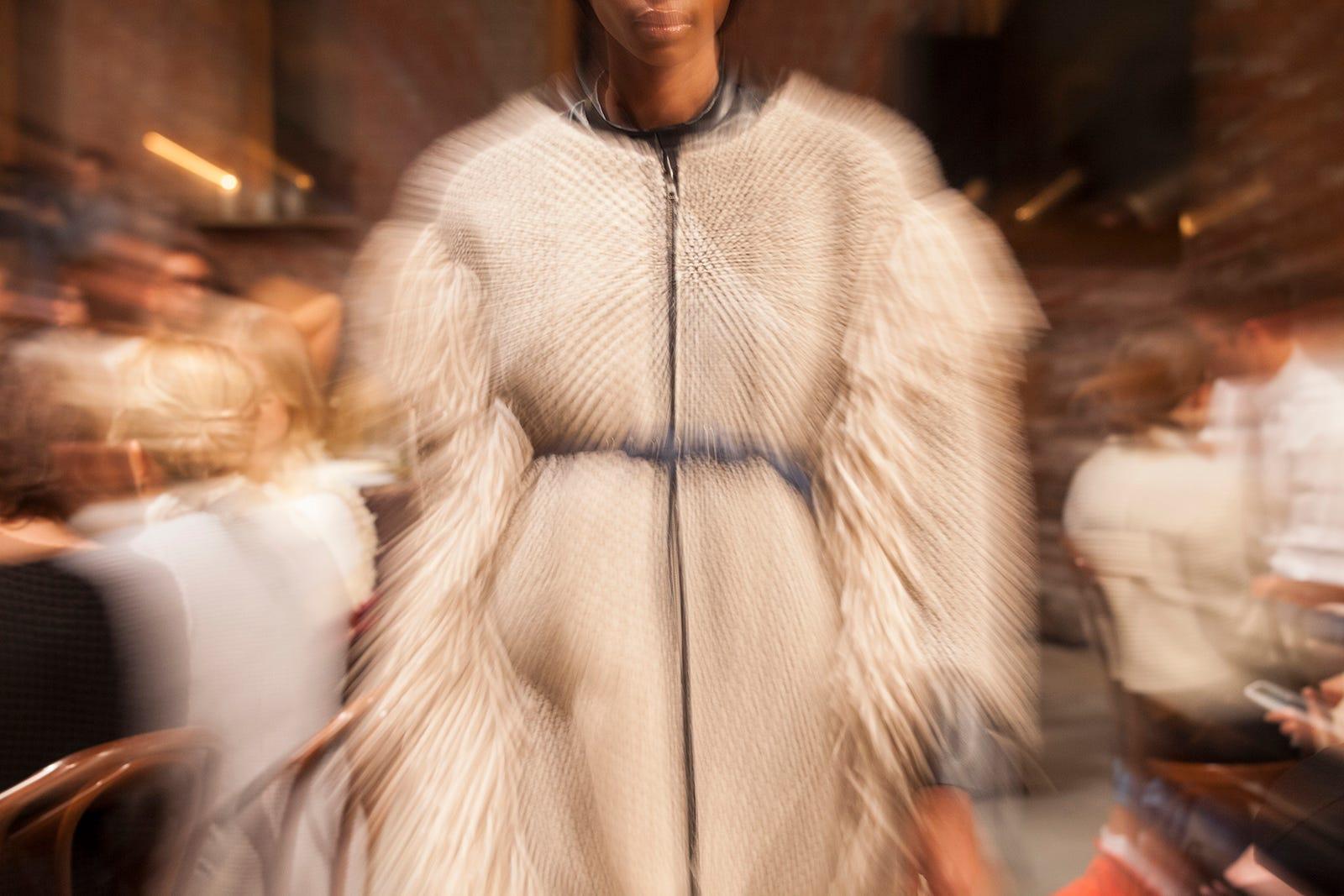 ny fashion week nyfw 2015 fall winter best shots runway