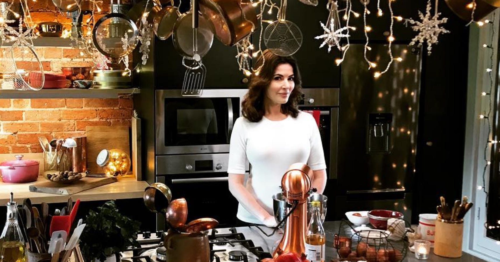 Nigella Christmas Table Special Funniest Reactions