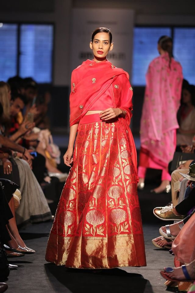 Amazon India Fashion Week